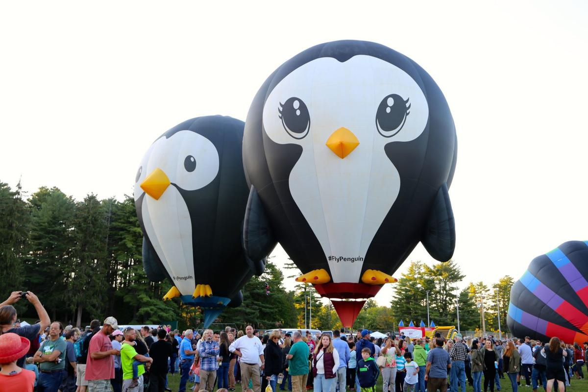 46th annual Adirondack Balloon Festival