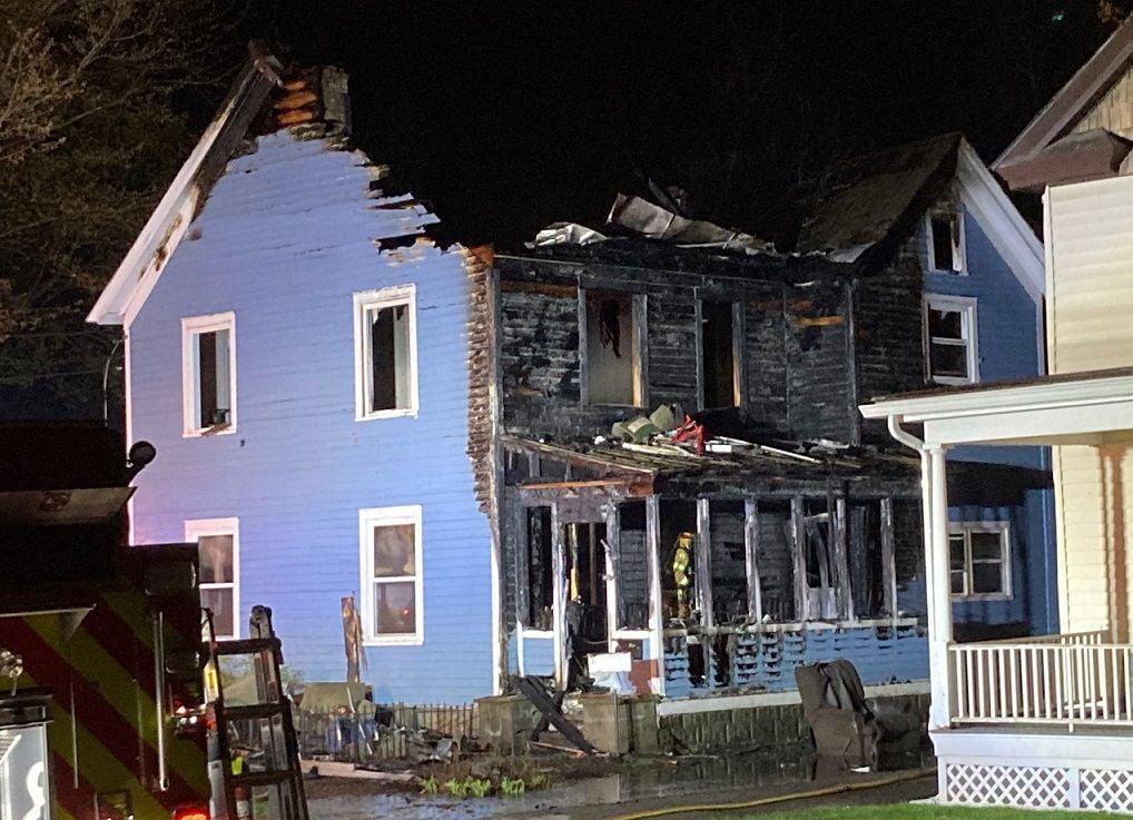 Glens Falls fire