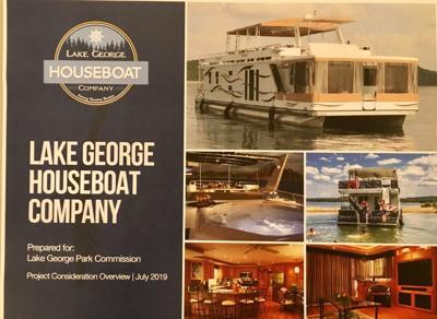 Houseboat proposal