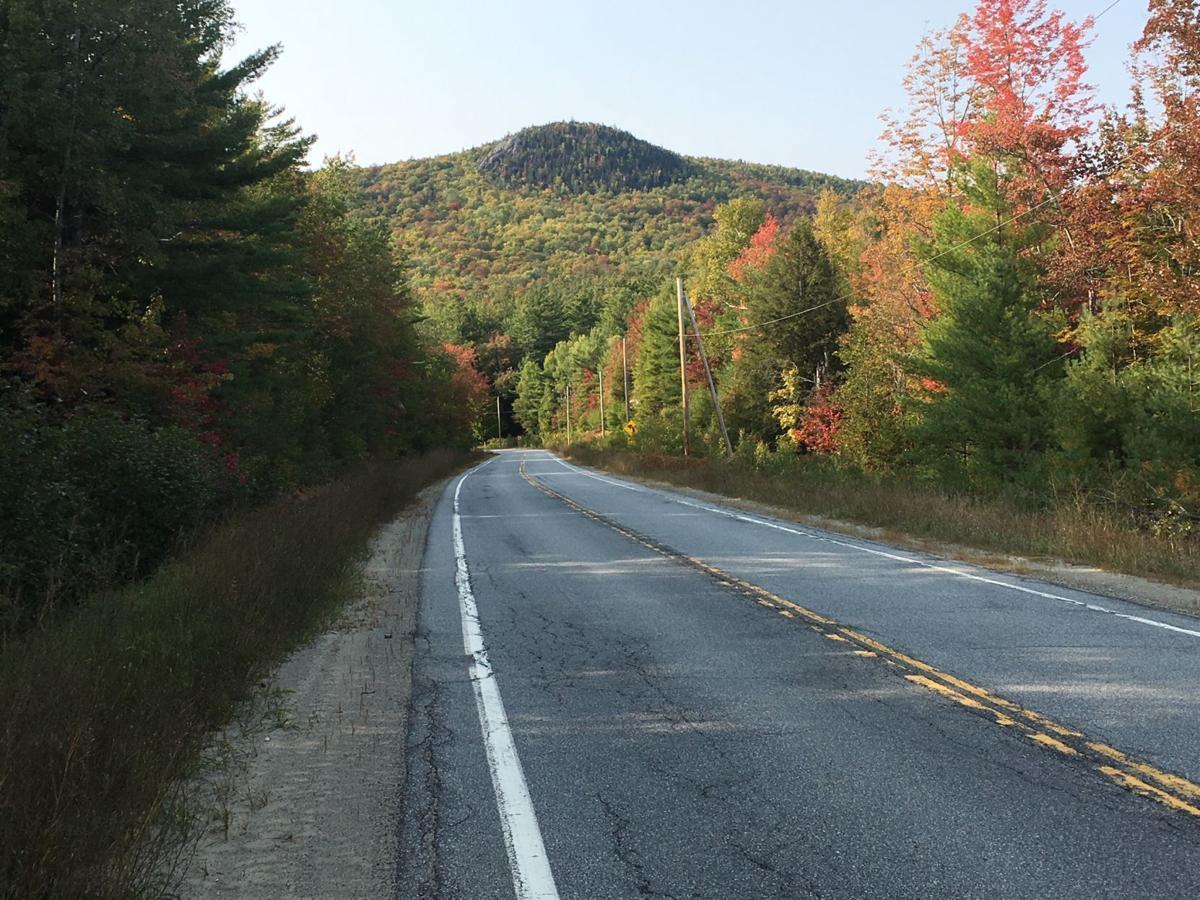 Slashing through the Adirondacks