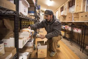 Food pantry in Greenwich sees major growth in first full year