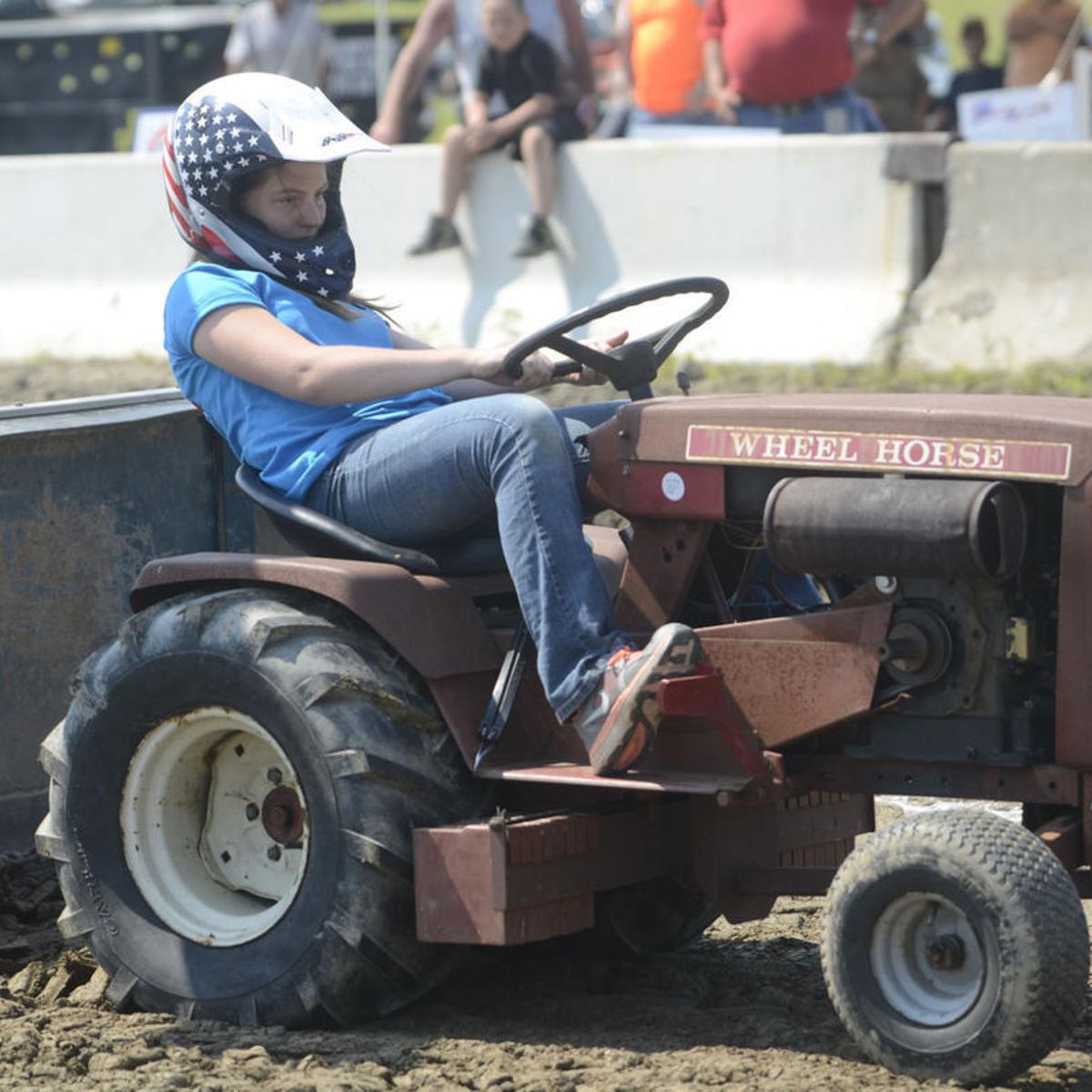 Tractor pull postponed to Sunday   Local   poststar com