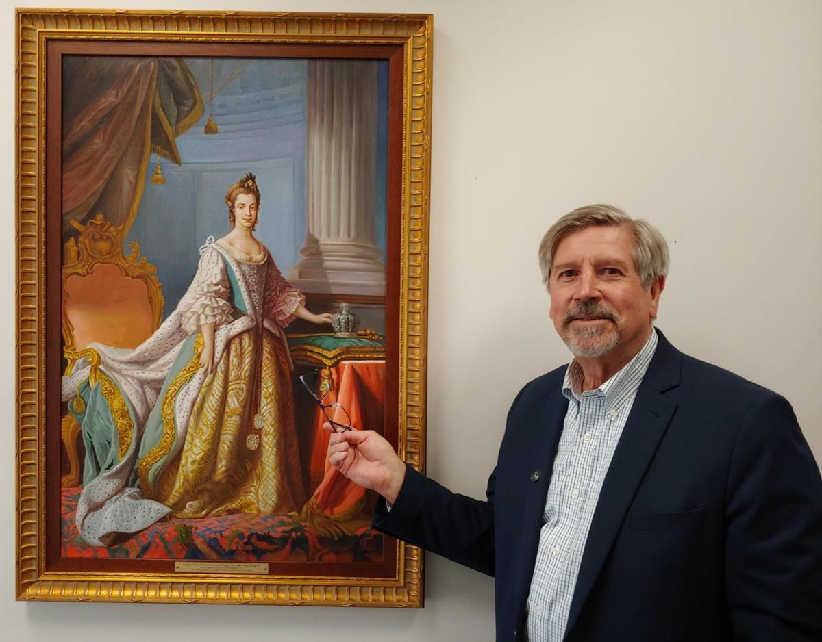 Queensbury namesake portrait