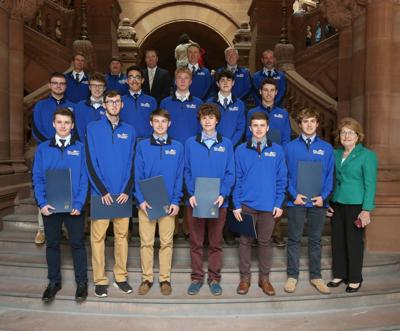 Lake George state champions honored