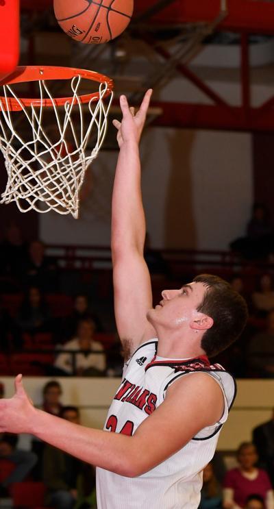Boys basketball: South High at Glens Falls