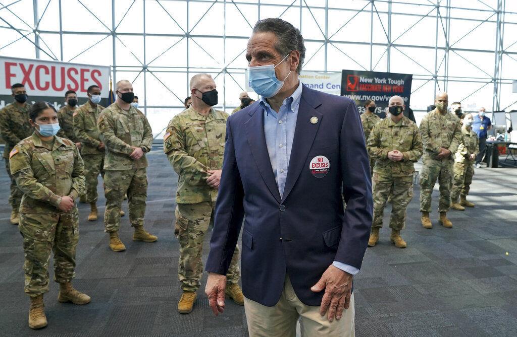 Virus Outbreak New York Vaccine