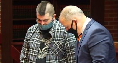 Man gets 3 to 6 years in prison for driving on drugs and causing crash injuring 7-year-old son