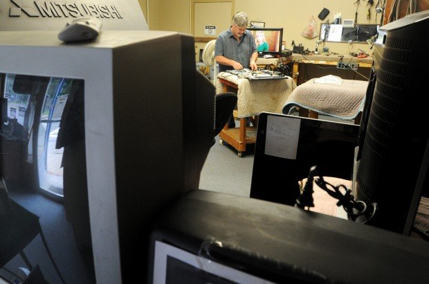 In a fading field, brothers still fixing TVs | Local