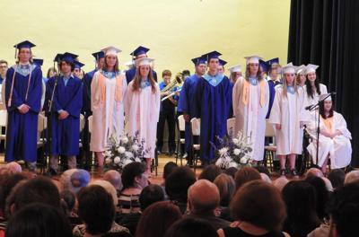 Fort Edward students