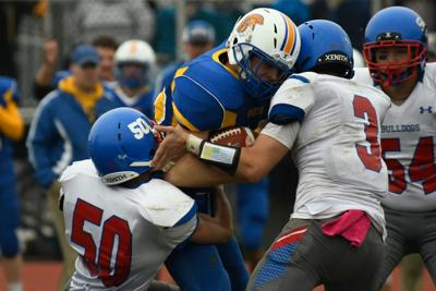 Football: South High at Queensbury