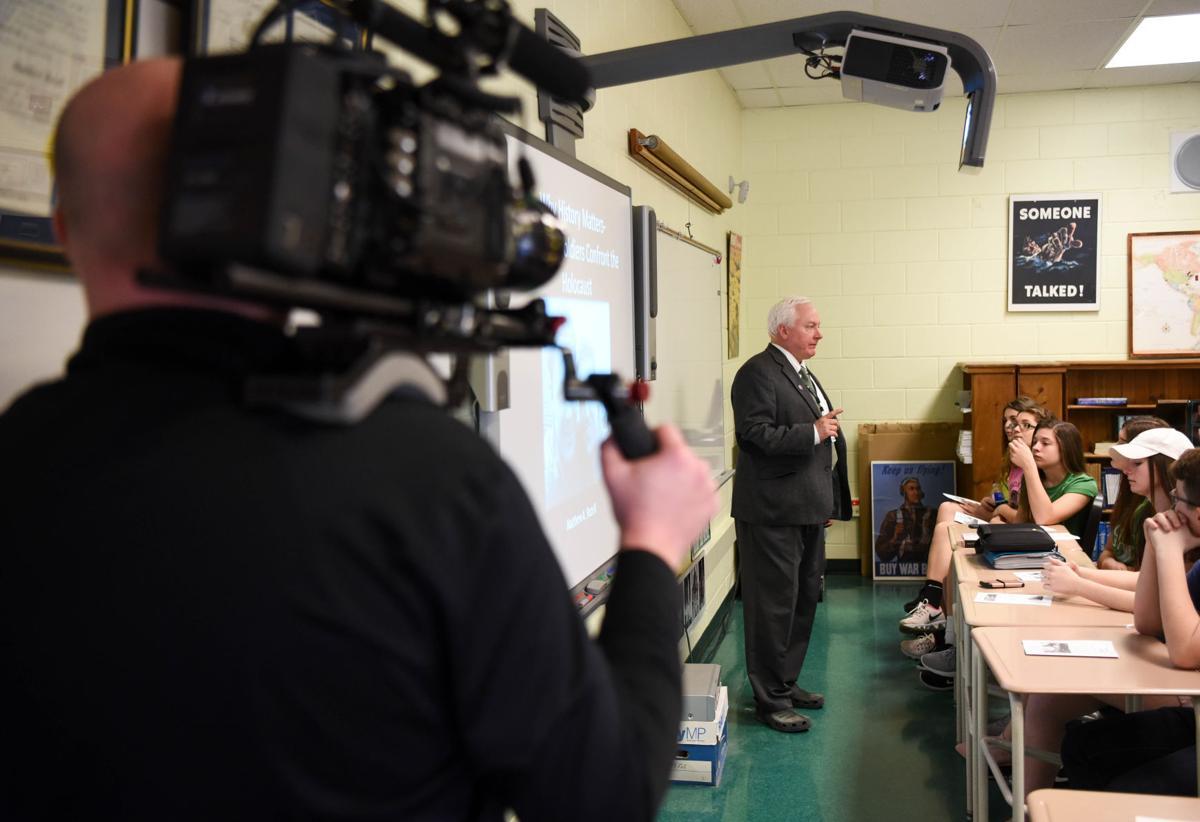 Matt Rozell teaching