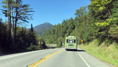 Hiker shuttle