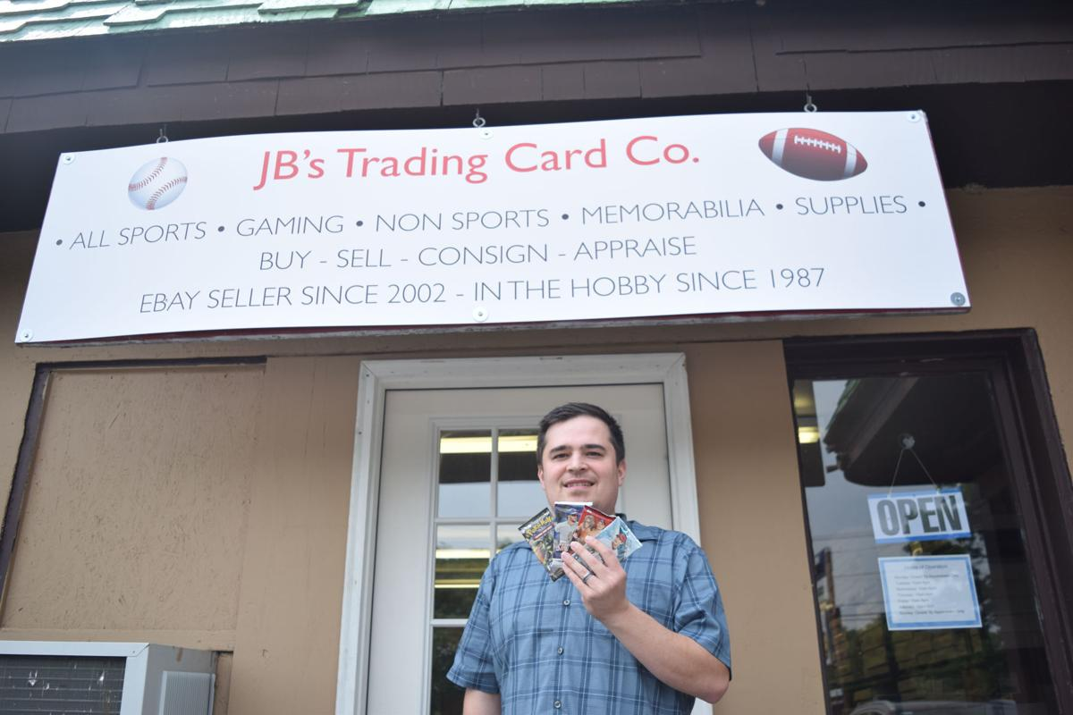 Hudson Falls Man Makes Leap To Start Trading Card Store Local