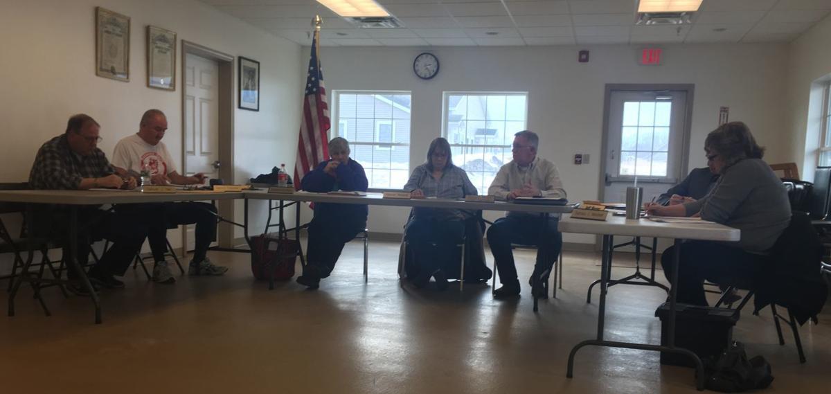 Fort Ann Town Board