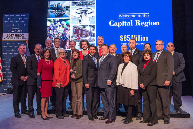 Capital Region REDC Awards