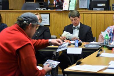 Hartford public hearing