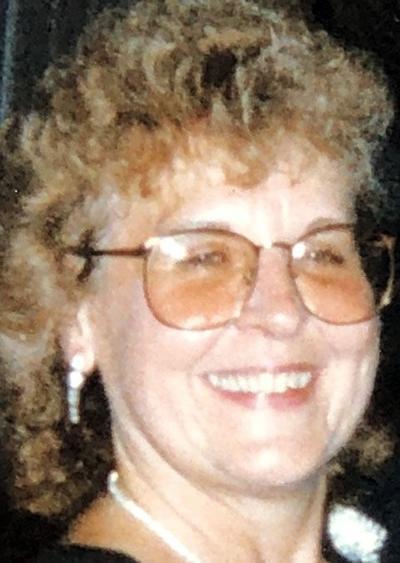 """Margaret Elizabeth """"Peg"""" Carpenter"""
