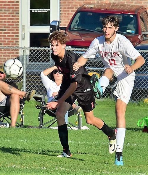 Boys soccer: Fort Ann at Hartford