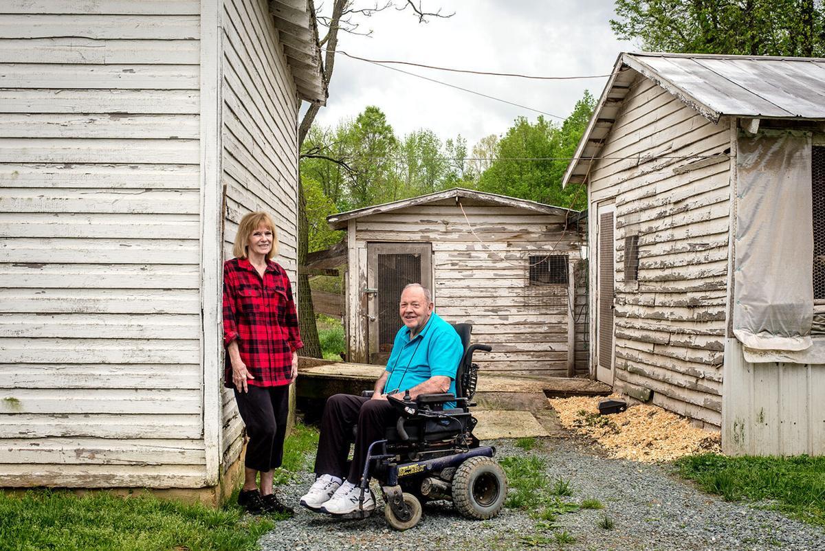 Patsy and Lawrence Ward