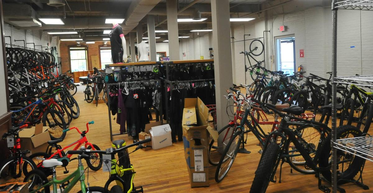 Grey Ghost Bicycles opens in new location
