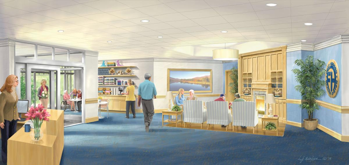 Fort Hudson Nursing Center launches renovation campaign | Local ...