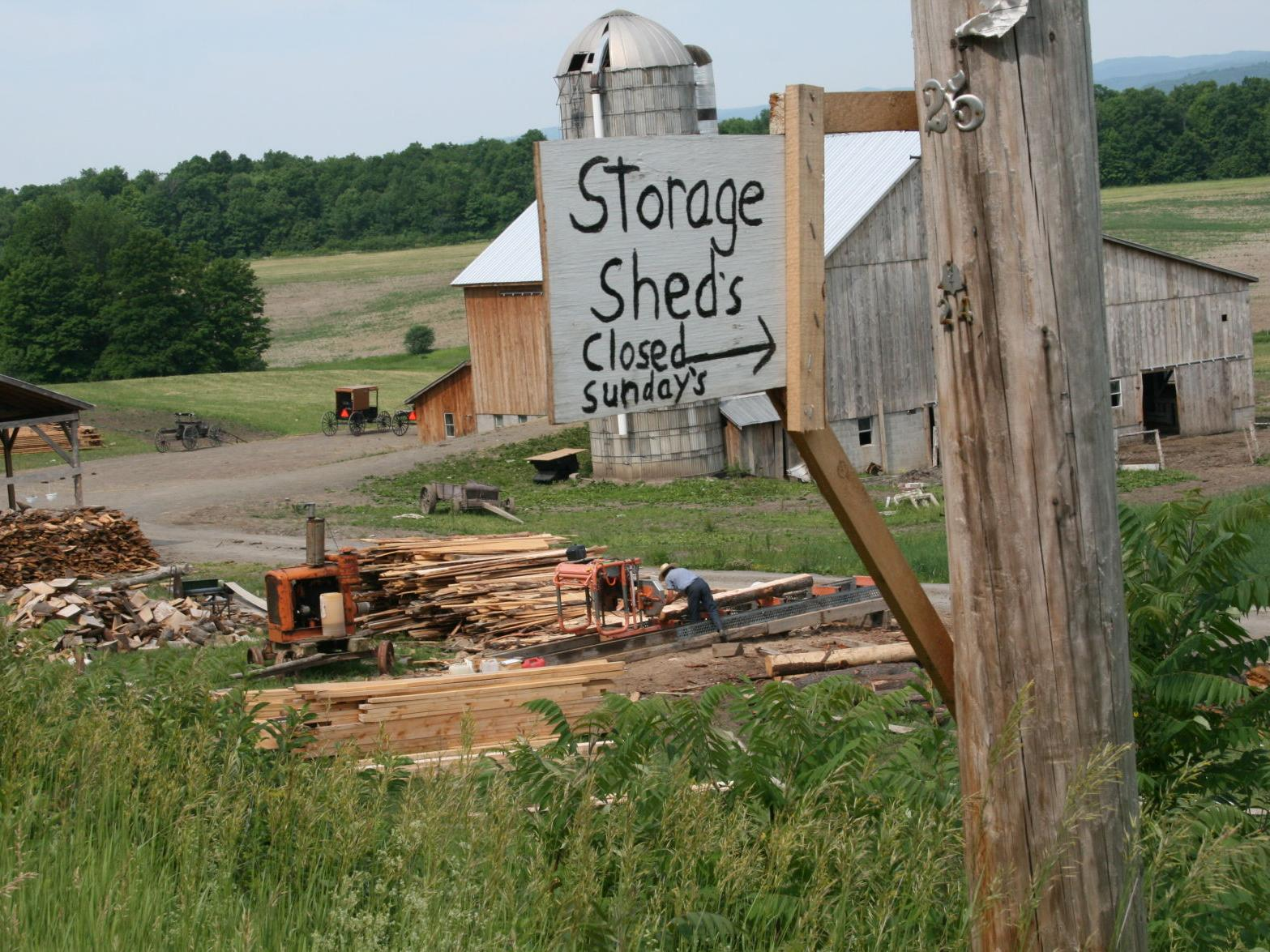 Whitehall S Amish Have Impact On Farmland Taxes Tourism Local Poststar Com