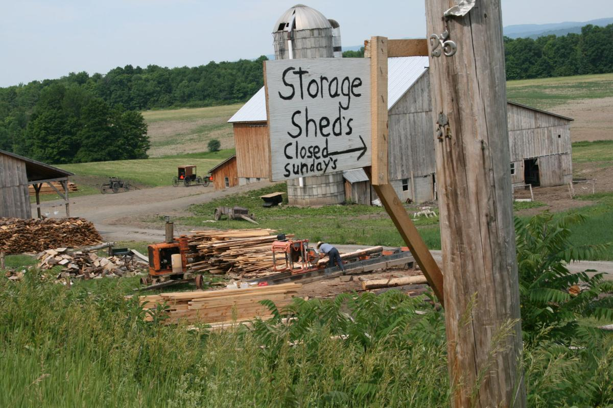 Whitehall's Amish have impact on farmland, taxes, tourism