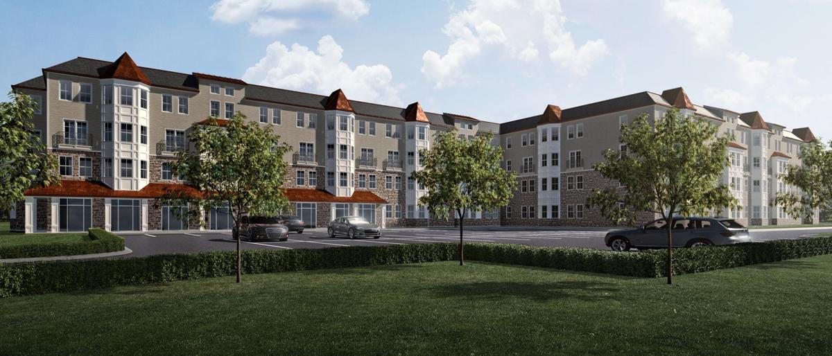 Apartment complex discussed at length