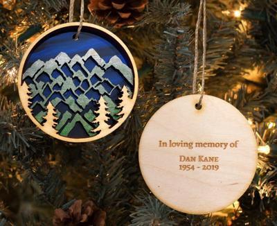 Dan Kane ornament
