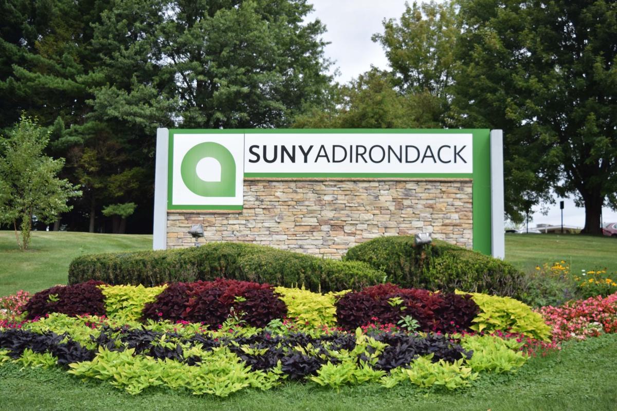 SUNY Adirondack sign