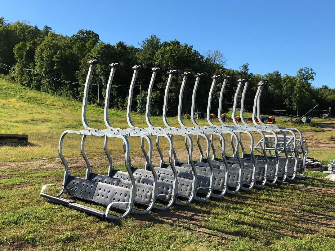 Face Chairlift chairs