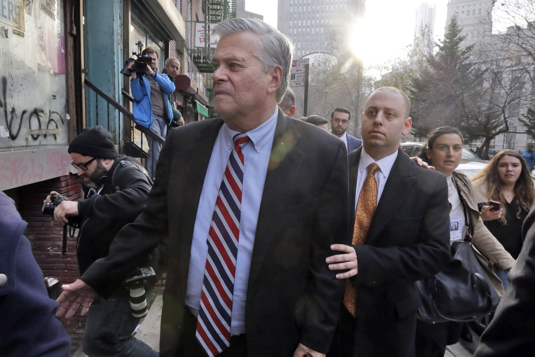 Fmr. GOP Senate Leader Skelos Conviction Overturned; Prosecutors Promise Retrial