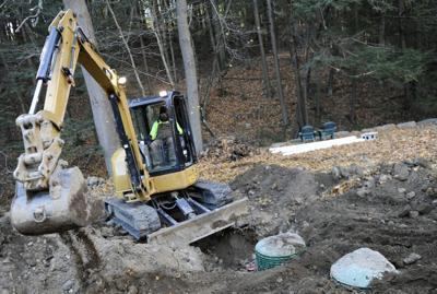 Replacing septic systems