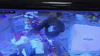 Stewart's robbery