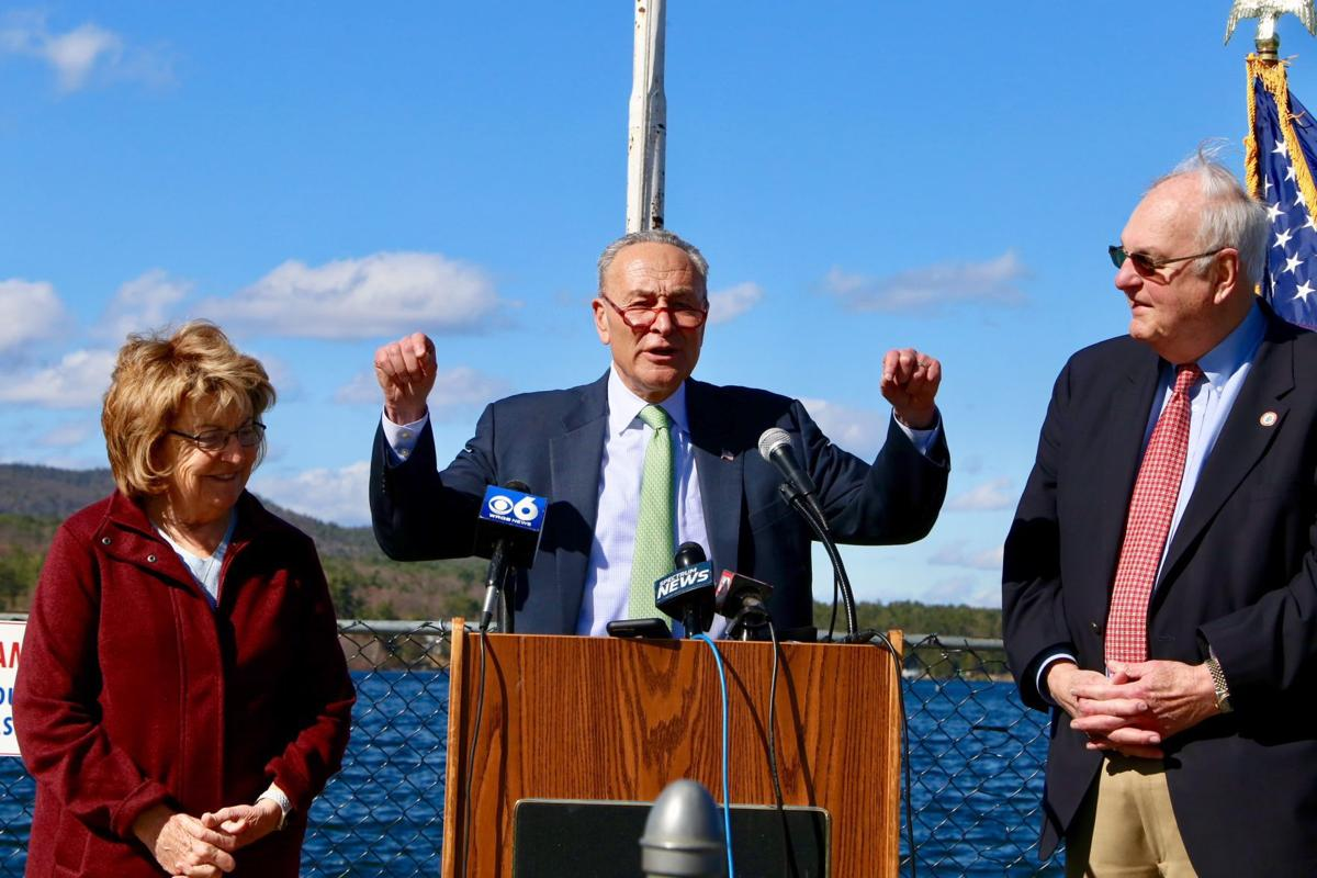 Politicians put Lake George first