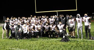 Schuylerville football Class C champs