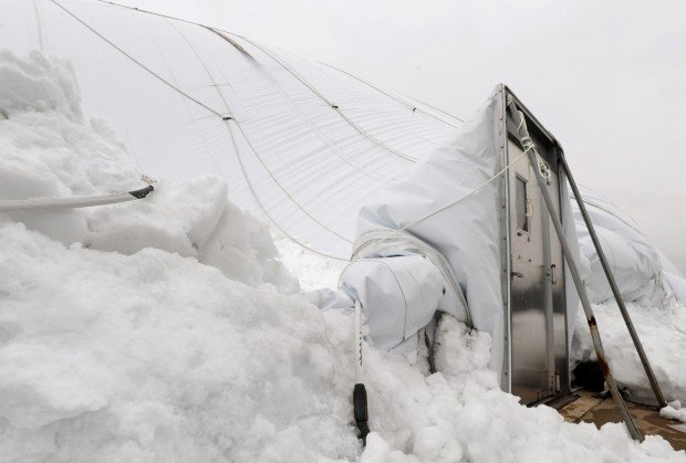 Snow Damage Called Minor To Queensbury Sports Dome