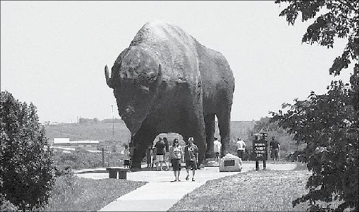 Dakotas offer sculpture scene