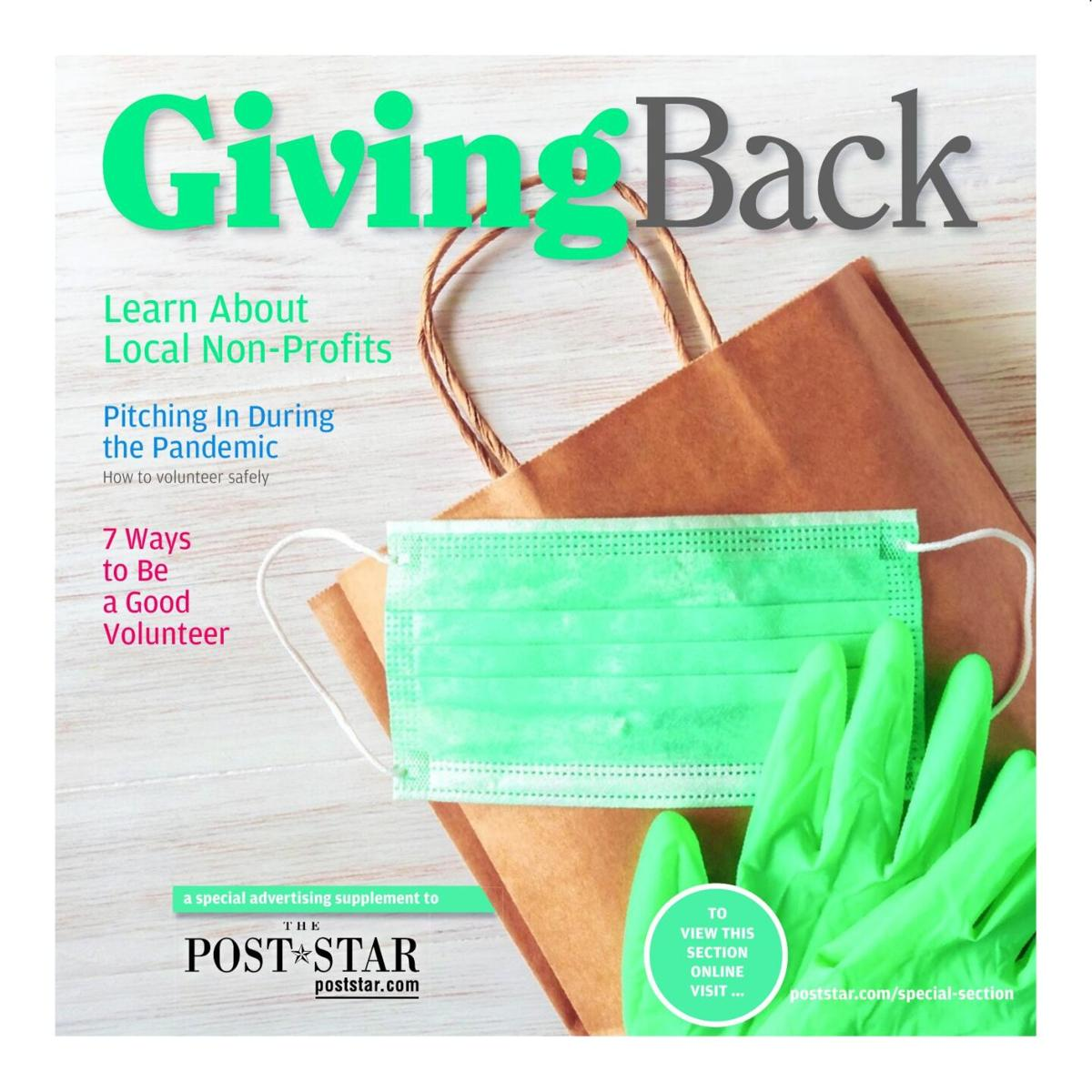 Giving Back 11.29.2020