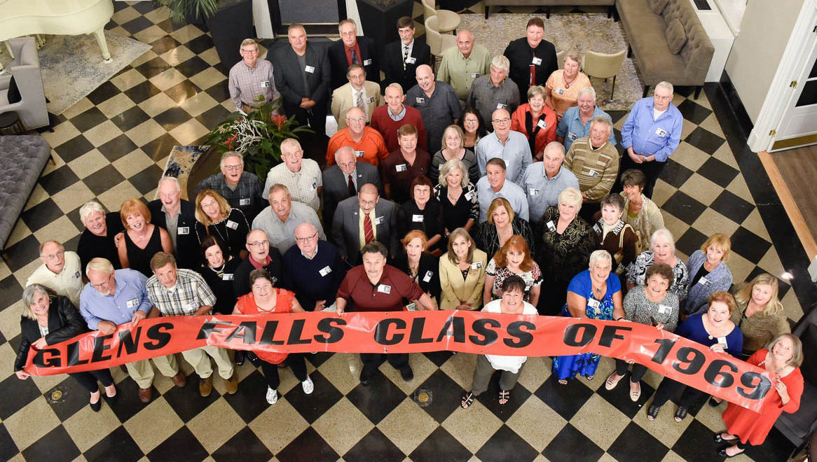 GF Class of '69 holds 50th reunion