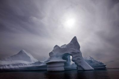 Greenland's ice