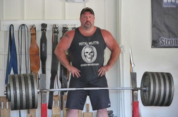 Gym Owner Sets World Record In Bench Press Sports Poststar Com