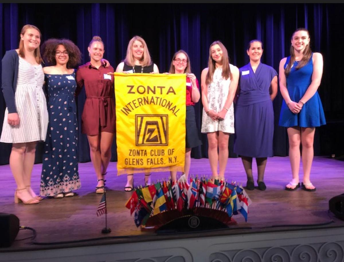Zonta Club gives scholarships to young women