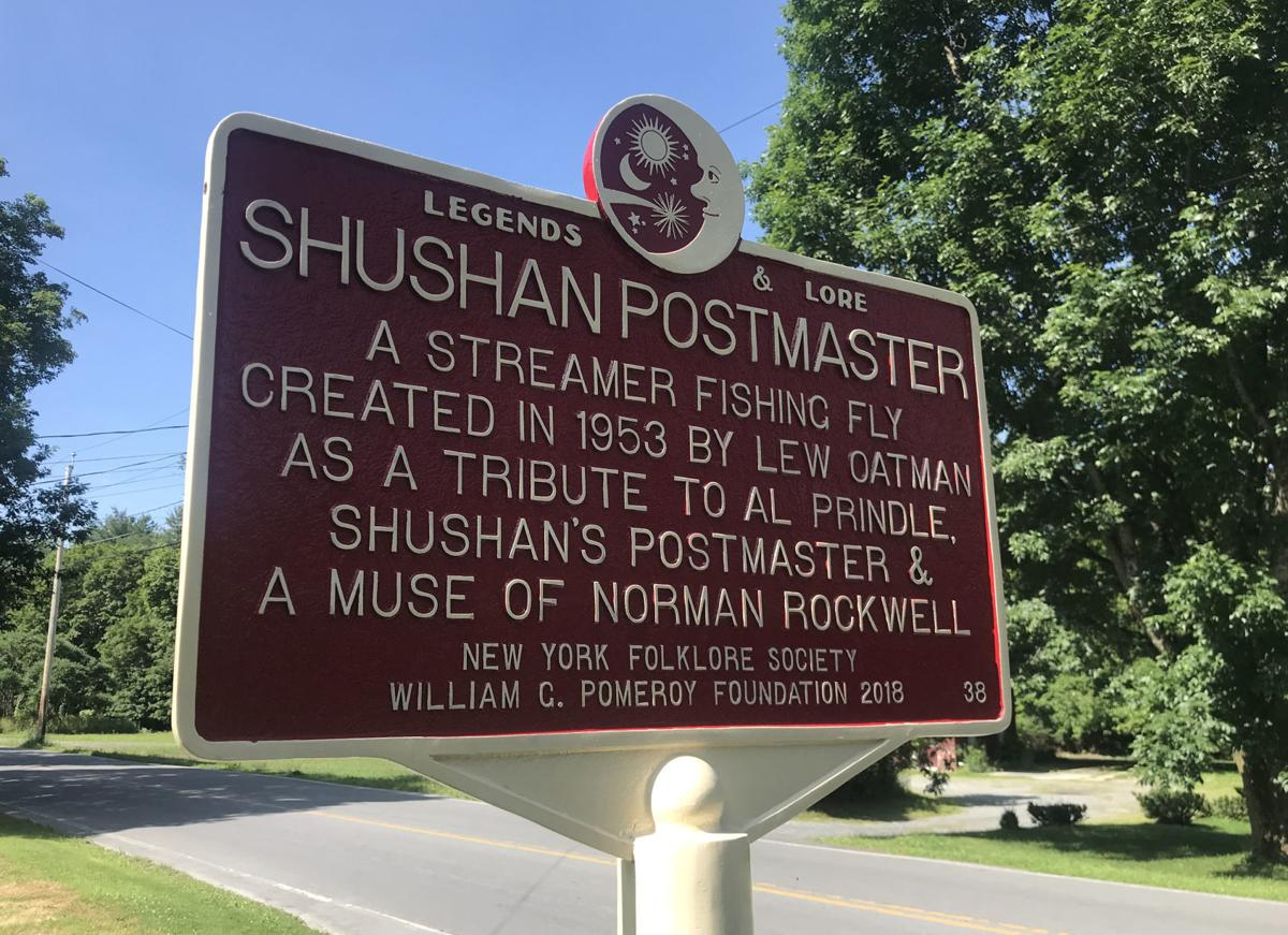 Shushan Postmaster