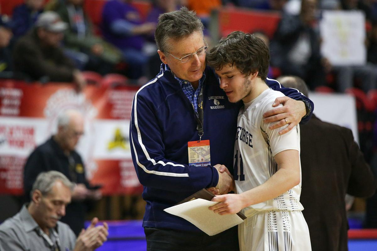 Boys basketball: Lake George vs. Middle Early College