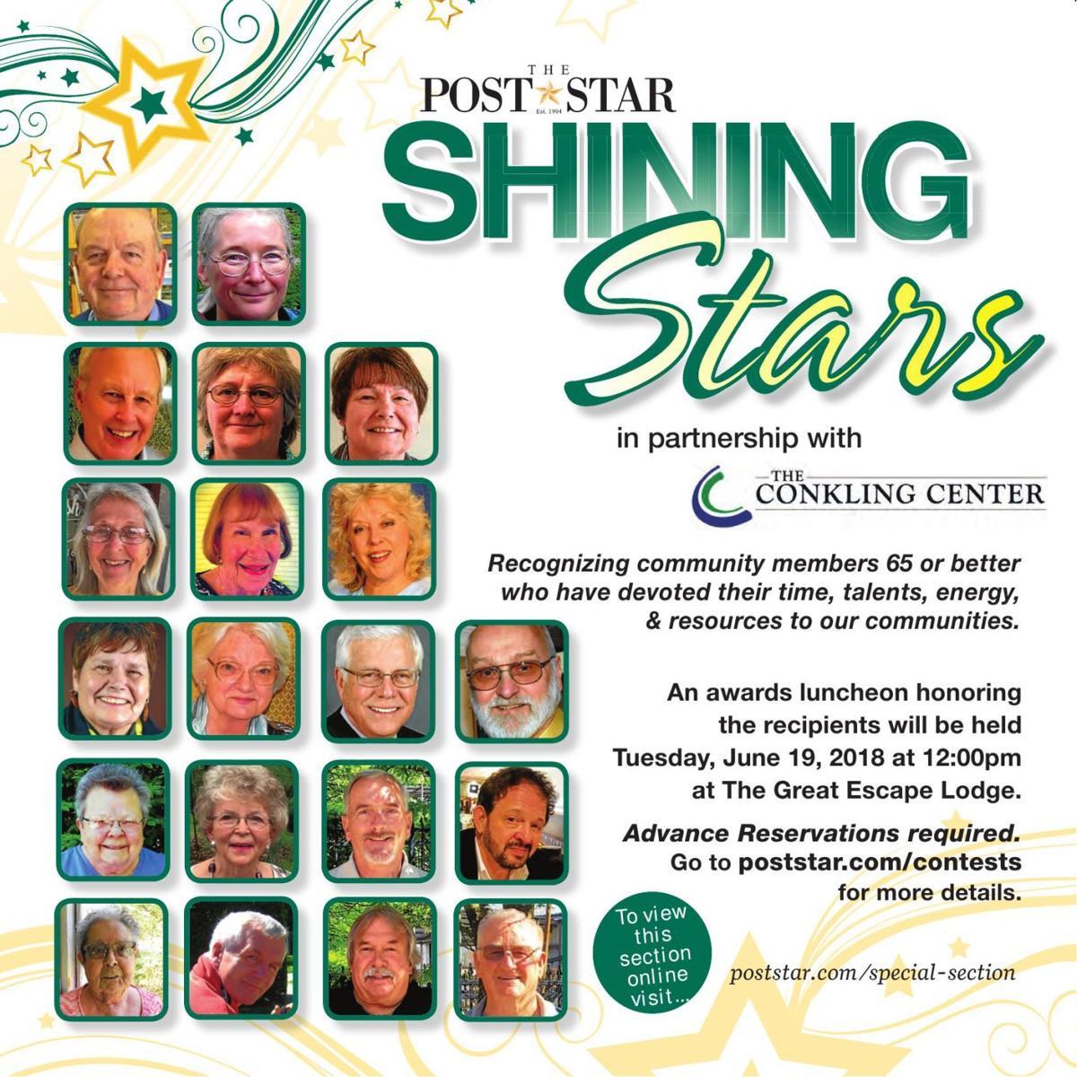 Shining Stars 2018