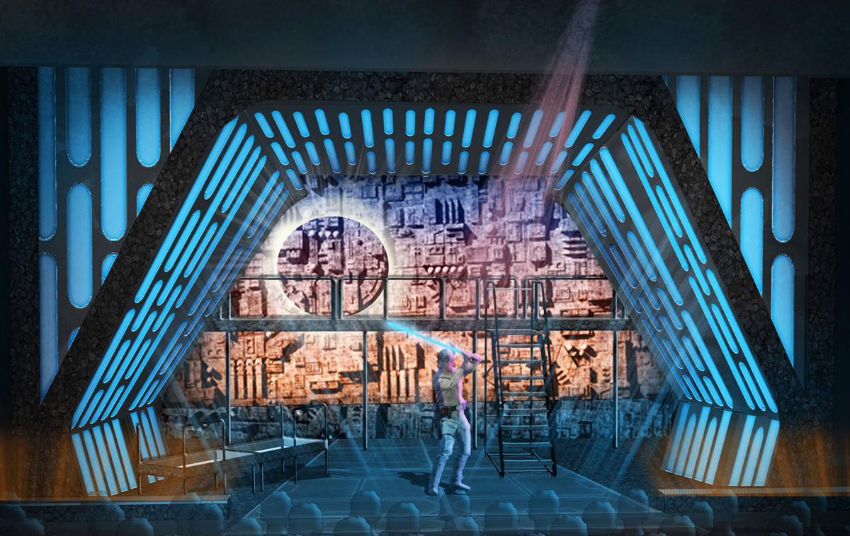 Jedi base