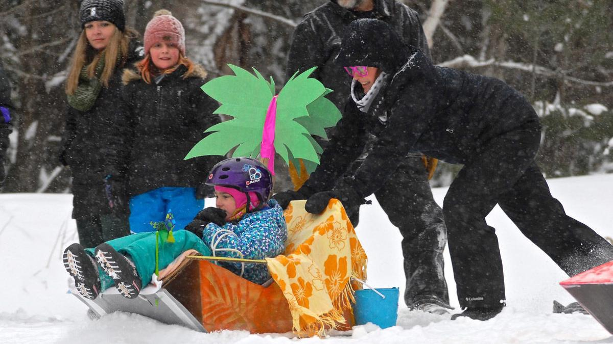 Long Lake Winter Carnival Weekend