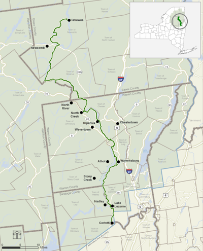 First Wilderness Heritage Trail