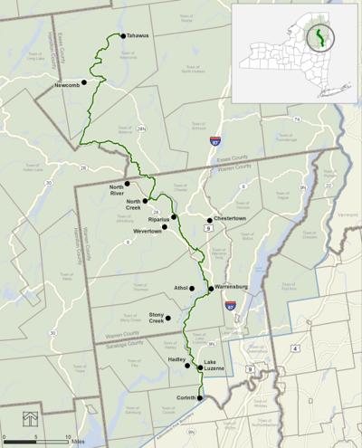 First Wilderness Heritage Trail
